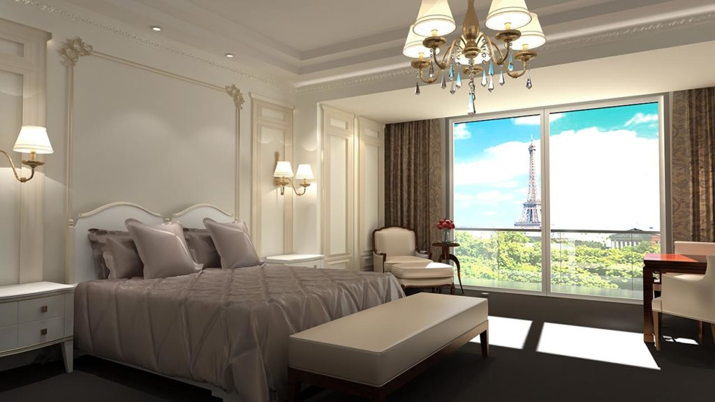 Rénovation de chambre sur Paris 14